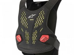 Pare-pierres Alpinestars Sequence anthracite / rouge
