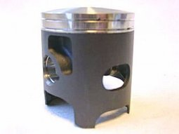 Piston Vertex Coulé D.66,37 mm 9210DC KAWASAKI KX 250 de 1992...