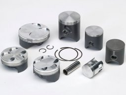 Piston Vertex replica 2 segments pour KTM144 SX 07-08 / 150 09-1