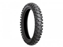 Pneu Bridgestone Motocross M204 Rear 80 / 100-12 TT 41M