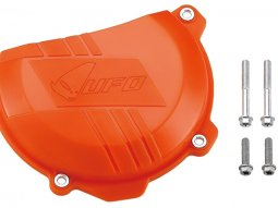 Protection de carter d'embrayage UFO KTM 250 SX-F 16-17 orange (orange