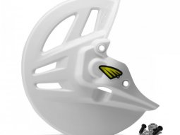 Protection de disque Cycra Honda CRF 250R 14-17 blanc