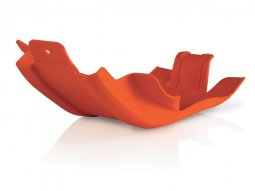Sabot de protection Acerbis KTM 350 SXF 11-15 orange