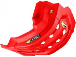 Sabot de protection Cycra Full Armor Honda CRF 450R 17-18 rouge