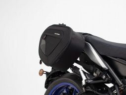 Sacoches latérales SW-Motech Blaze version haute Yamaha MT-09 SP 2018