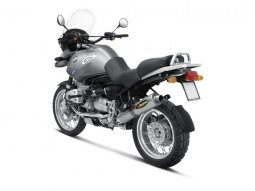 Silencieux Akrapovic Titane BMW R1150 GS Adventure 01-06