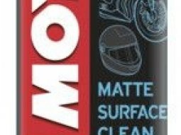 Spray lustreur peinture mate Motul E11 Matte Surface Clean 400ml