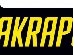 Sticker Akrapovic 175x50mm