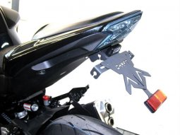 Support de Plaque Chaft pour Kawasaki Z800 2013