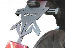 Support de Plaque Chaft pour Yamaha XJ6N 2009-2013