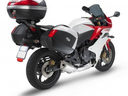 Support de top case Givi Monorack Honda CBR 600 F 11-13
