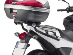 Support de top case Givi Monorack Honda Integra 700 12-13