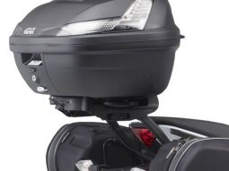 Support de top case Givi Monorack Kawasaki ER-6N / ER-6F 650 12-14