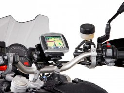 Support GPS SW-MOTECH QUICK-LOCK noir BMW F 650 GS Twin 07-11