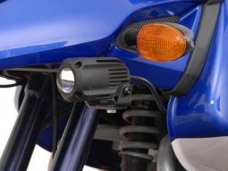 Support pour feux additionnels SW-MOTECH noir BMW R 1150 GS / Adventur