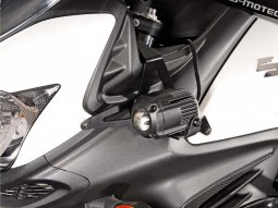 Support pour feux additionnels SW-MOTECH noir Suzuki DL650 V-Strom 11-