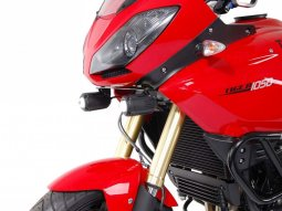Support pour feux additionnels SW-MOTECH noir Triumph Tiger 1050i 06-