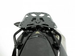 Support SW-MOTECH STEEL-RACK noir KTM 690 Enduro 07-