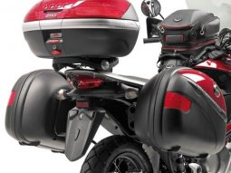 Support top case Givi Monokey Honda XL 700V Transalp 08-13