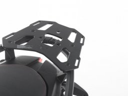 Support top case SW-MOTECH ALU-RACK noir Ducati Multistrada 1200 / S,