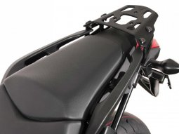 Support top case SW-MOTECH ALU-RACK noir Honda NC700 S / X 11- NC750 S