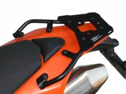 Support top case SW-MOTECH ALU-RACK noir KTM LC4 690 Enduro 07-