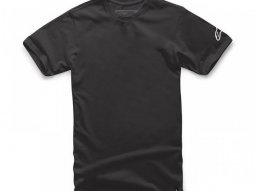 Tee shirt Alpinestars TRACKSIDE noir