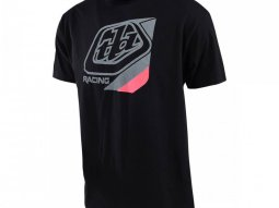 Tee-shirt Troy Lee Designs Precision noir