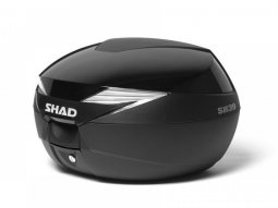 Top case SHAD SH39 Noir Metal