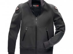 Veste zip Blauer Easy Man 1.0 anthracite