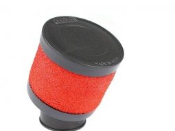 FILTRE A AIR MARCHALD SMALL FILTER ROUGE DIAMETRE: 36MM L95MM 30°
