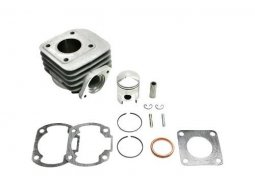 Kit 50 cylindre piston airsal alu 2t air kymco agility rs dink top boy...