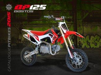 Essai de la BASTOS BIKE BP 125cc