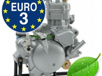 Reconnaître son moteur Derbi : Euro 1 / 2  / 3