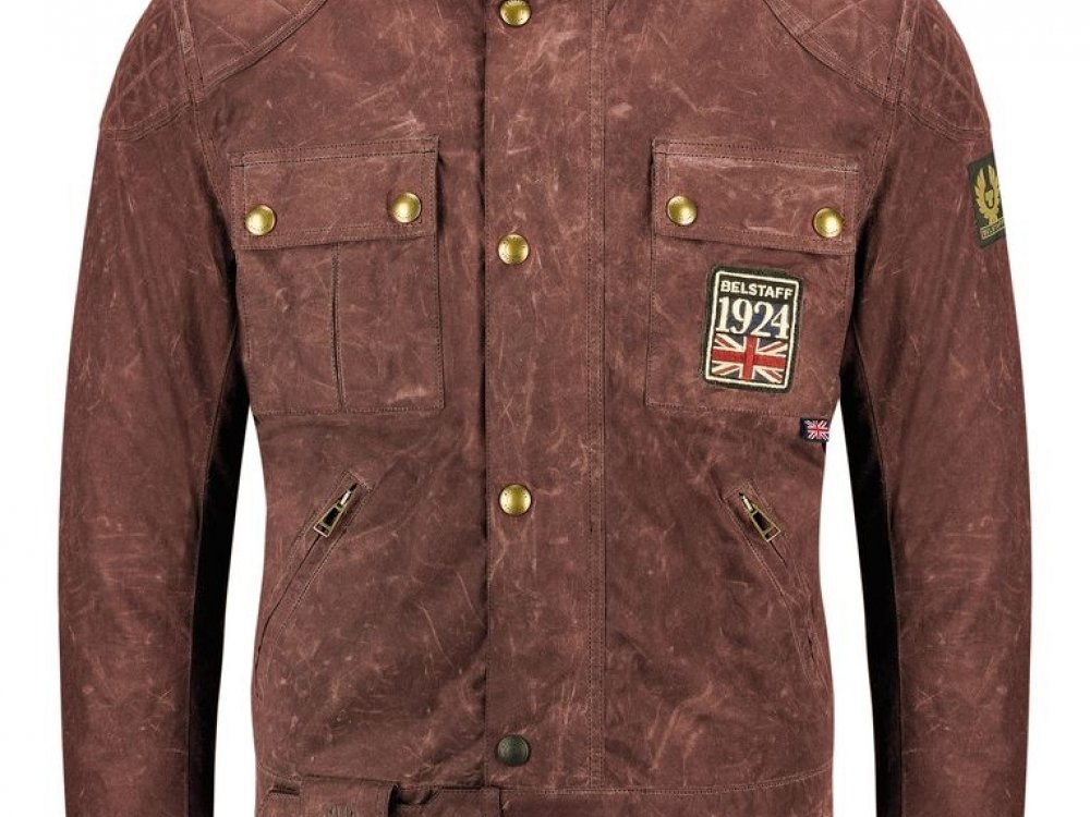 coupon code special section special section Blouson Belstaff JUBILEE BROOKLANDS rouge